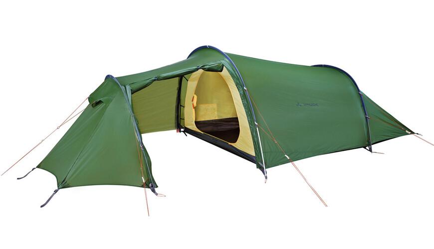 VAUDE Ferret XT 3P tent groen